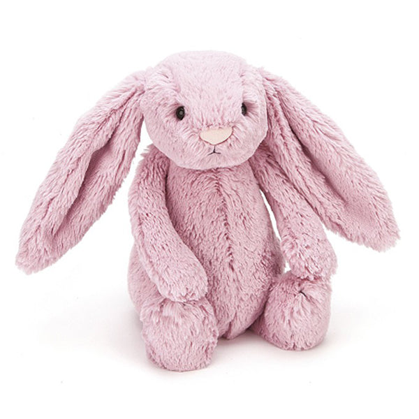 Jellycat Bashful Bunny Tulip Medium Soft Toy 31cm