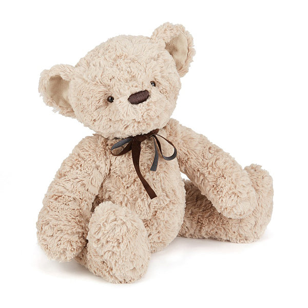 Jellycat Bertie Bear Medium Soft Toy 38cm