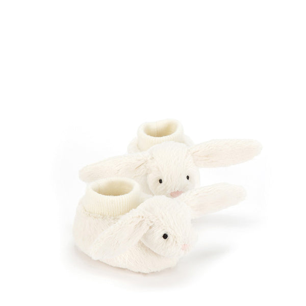 Jellycat Bashful Bunny Booties – Cream