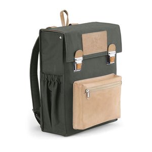 Jens Storm Kbh Large Bag - Army Green