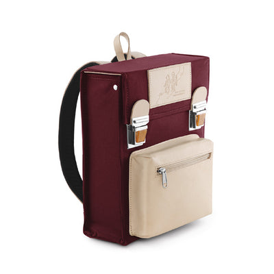 Jens Storm Kbh Small Bag - Bordeaux