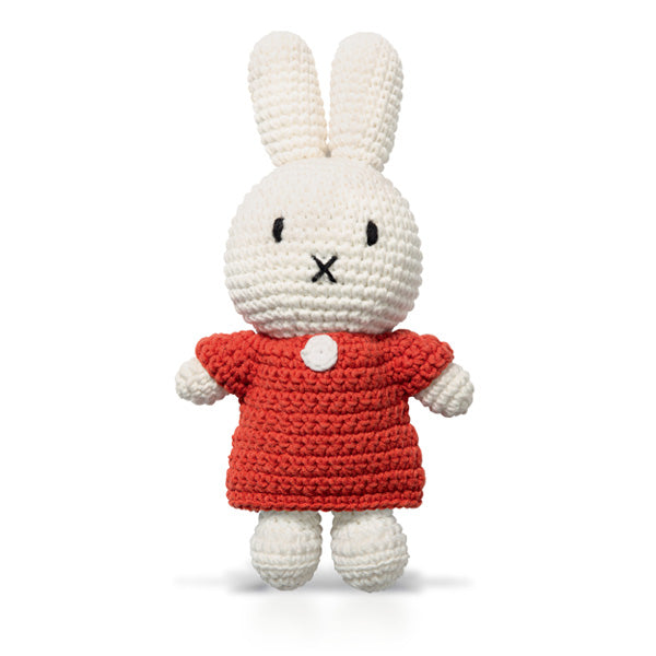 Just Dutch Miffy – Red Dress