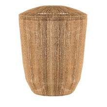 Jute Basket with Lid - Yves