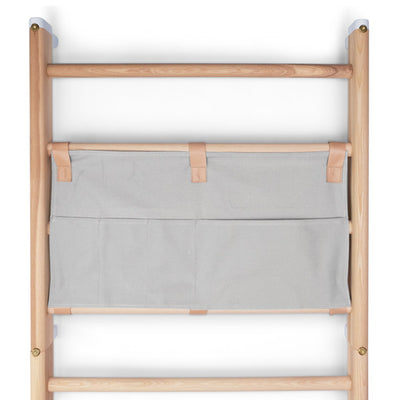 KAOS Endeløs Canvas Organizer for Wall Bar – Light Grey