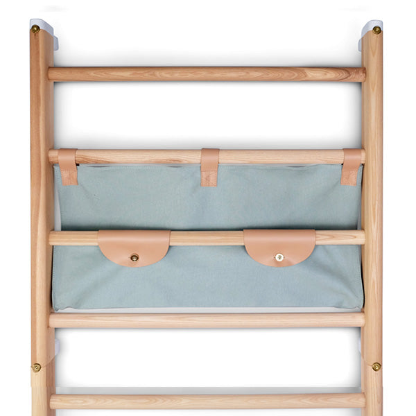 KAOS Endeløs Canvas Shelf for Wall Bar – Dusty Aqua