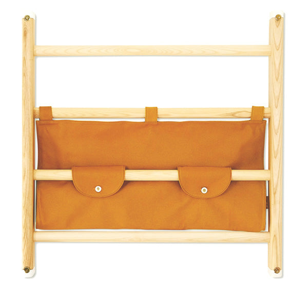 KAOS Endeløs Canvas Shelf for Wall Bar – Pumpkin Spice