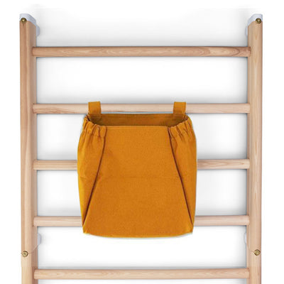 KAOS Endeløs Canvas Storage Bag for Wall Bar – Pumpkin Spice