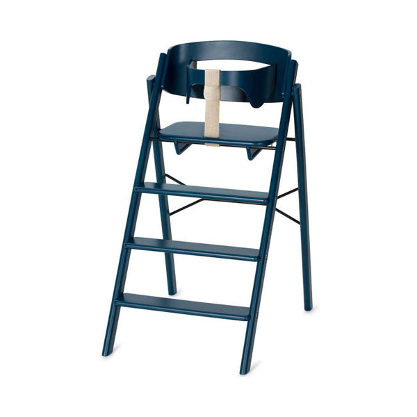 KAOS Klapp Foldable High Chair - Petrol