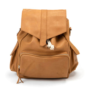 KAOS Ransel Diaper Bag - Leather