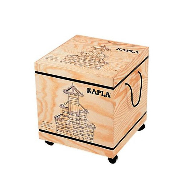 Kapla 1000 Piece Wooden Building Set