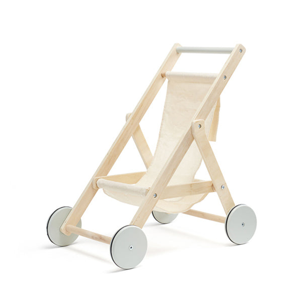 Kid's Concept Doll Stroller - Off White