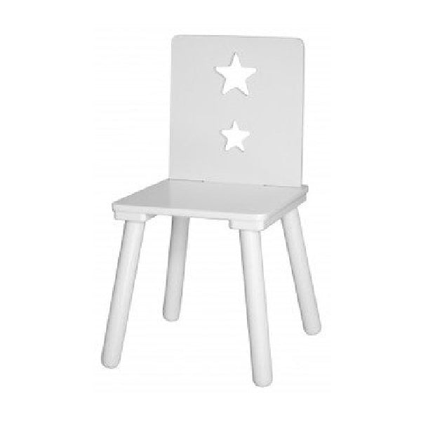 Kids Concept Chair Star – White