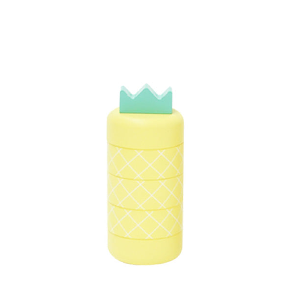 Kiko+ & gg* Aloha Pineapple Game – Yellow