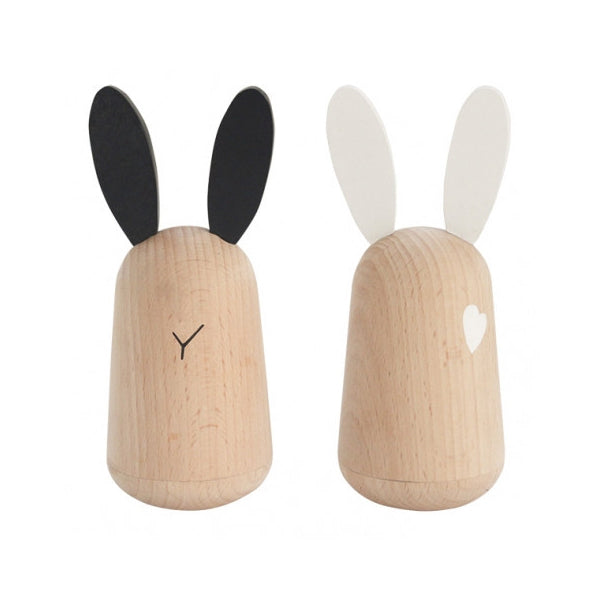 Kiko+ Usagi Wooden Rabbit Friends