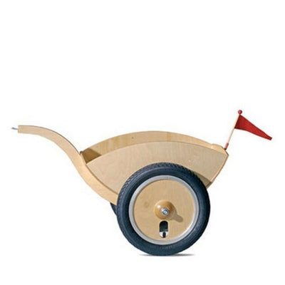Kokua LIKEaBIKE Trailer – Wood Wheels