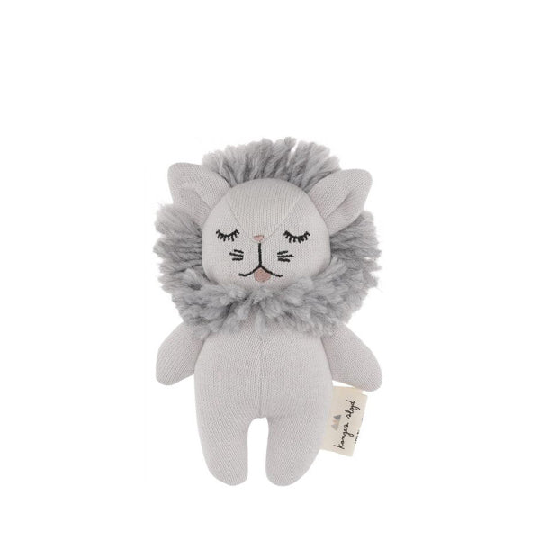 Konges Sløjd Rattle - Mini Lion