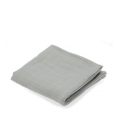 Konges Sløjd Big Muslin Swaddle - Silver Birch