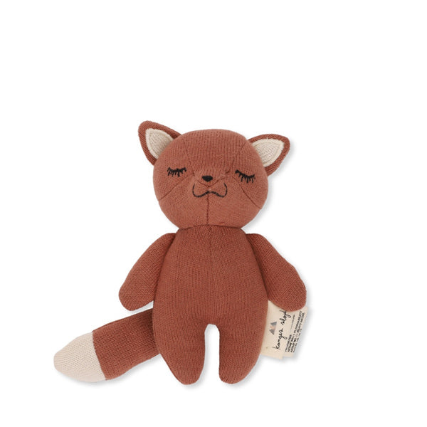 Konges Sløjd Rattle – Mini Fox