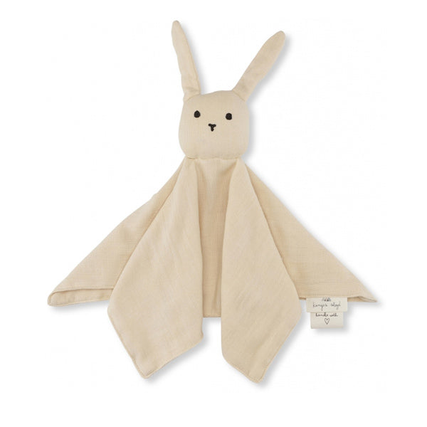Konges Sløjd Sleepy Rabbit Cuddle Cloth - Earth