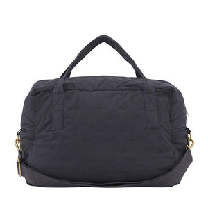 Konges Sløjd Quilted Weekend Bag – Navy