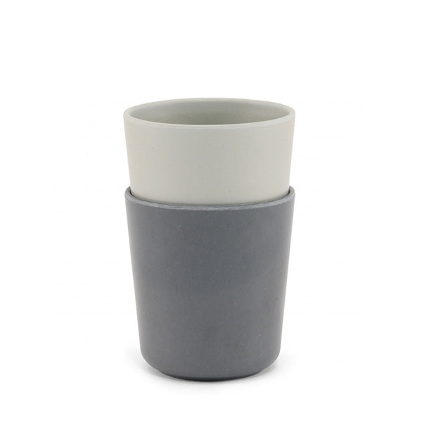 Konges Sløjd Cup 2-Pack - French Grey/Midnight