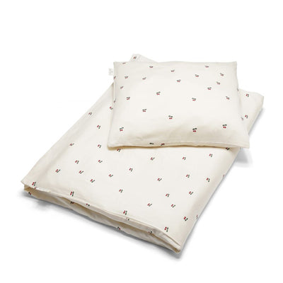Konges Sløjd Bedding – Cherry