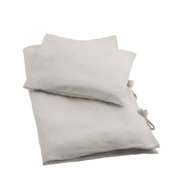 Konges Sløjd Muslin Bedding – Nimbus Cloud