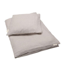 Konges Sløjd Muslin Bedding – Striped