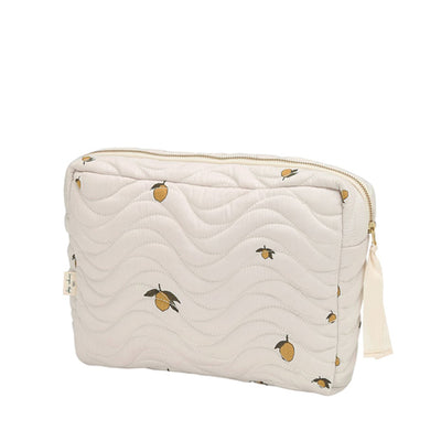 Konges Sløjd Cita Mommy Makeup Bag – Lemon