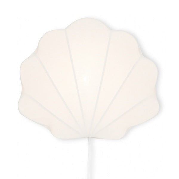 Konges Sløjd Fabric Lamp CLAM - Off White