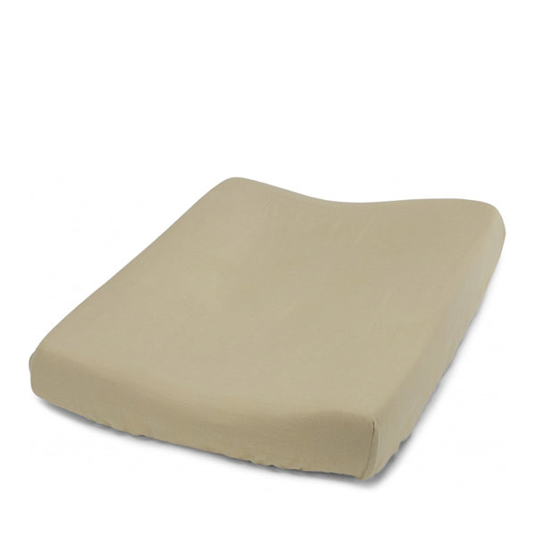 Konges Sløjd Fitted Sheet for Changing Cushion – Earth