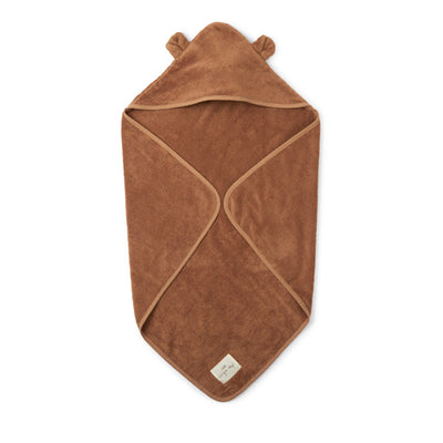 Konges Sløjd Kids Terry Towel BEAR – Almond