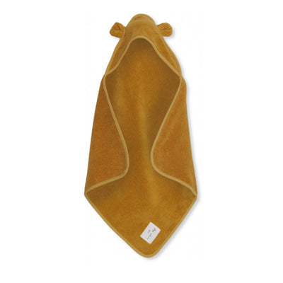 Konges Sløjd Kids Terry Towel BEAR – Mustard