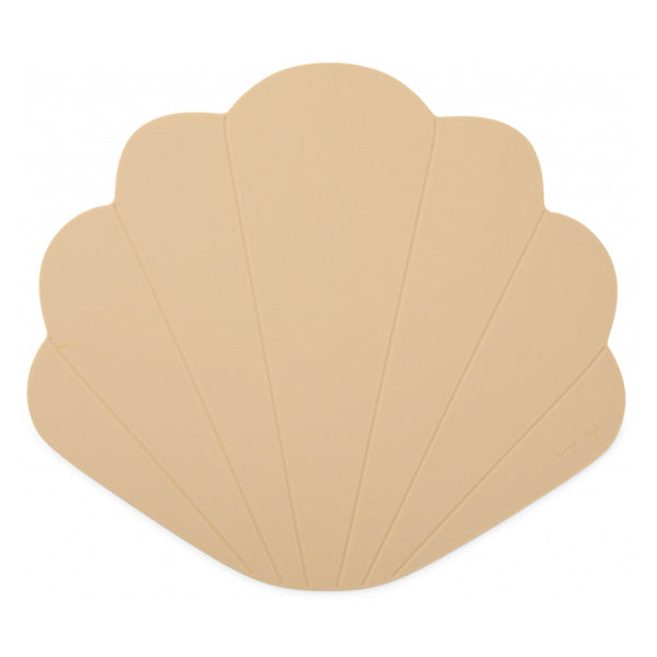 Konges Sløjd Silicone Placemat CLAM - Shell