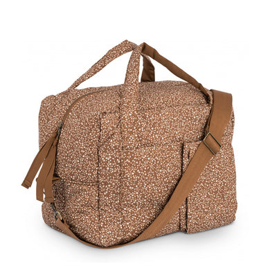Konges Sløjd Mommy Bag – Blossom Mist Caramel