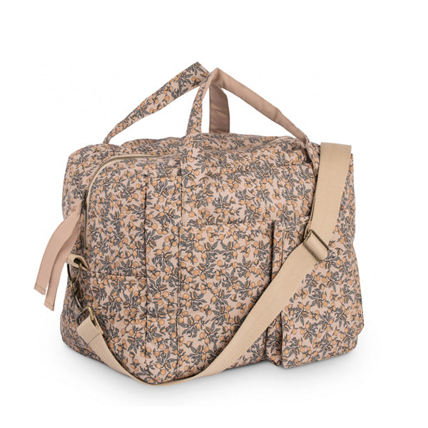 Konges Sløjd Mommy Bag – Orangery Beige