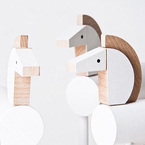 Kutulu The Wooden Horse – Hyacint