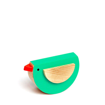 Kutulu The Wooden Bird – Pipo