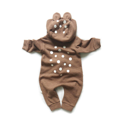LALA Bambi Suit – Brown