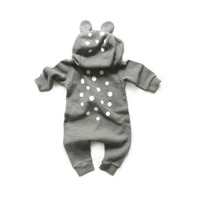 LALA Bambi Suit – Gray