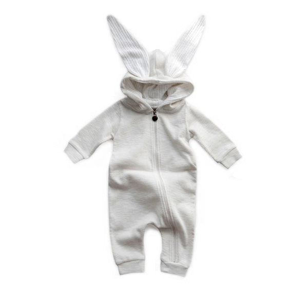 LALA Rabbit Suit – Ivory
