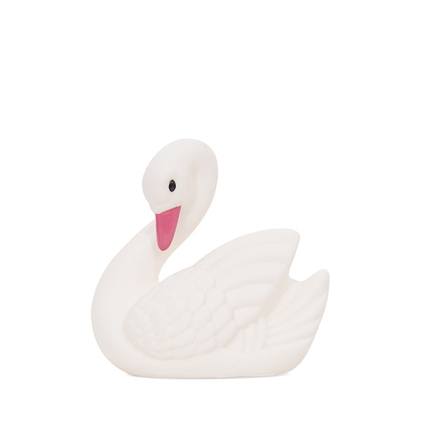 Lapin & Me Swan Night Light – Arctic White
