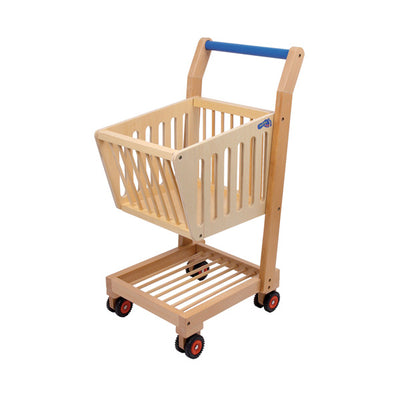 Legler Small Foot Design Trolley - Nature