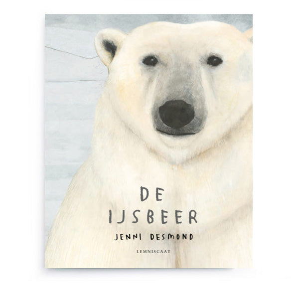 De IJsbeer by Jenni Desmond – Dutch