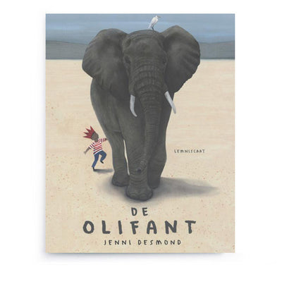 De Olifant by Jenni Desmond – Dutch