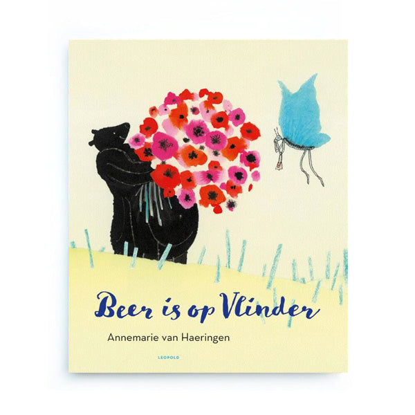 Beer is op Vlinder by Annemarie van Haeringen – Dutch