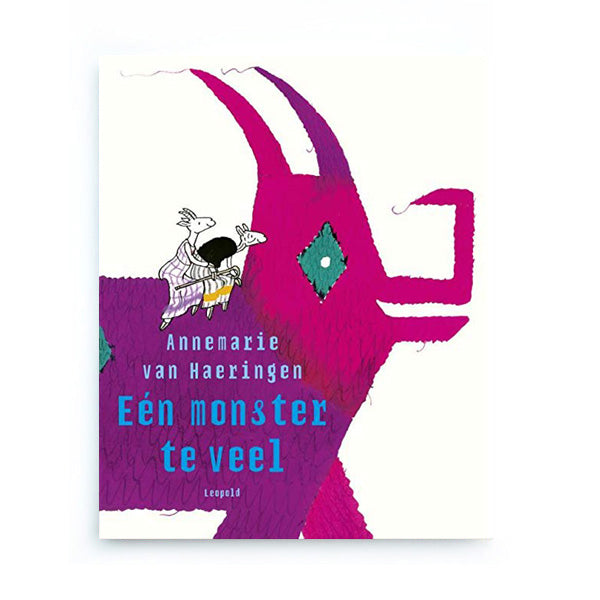 Eén Monster Te Veel by Annemarie van Haeringen – Dutch