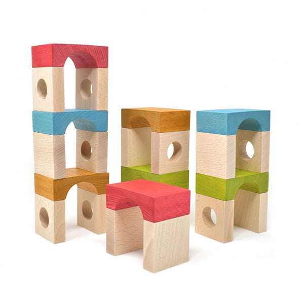 Lubulona Tunnel Blocks – Fontana Large Set