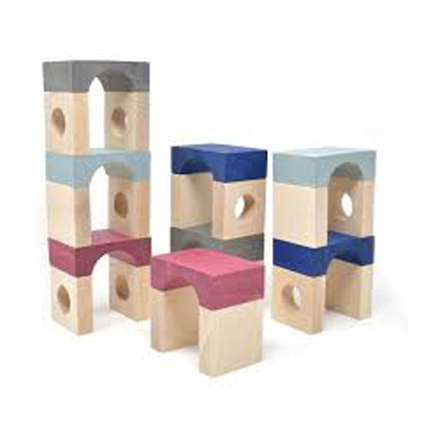 Lubulona Tunnel Blocks – Tetuan Large Set