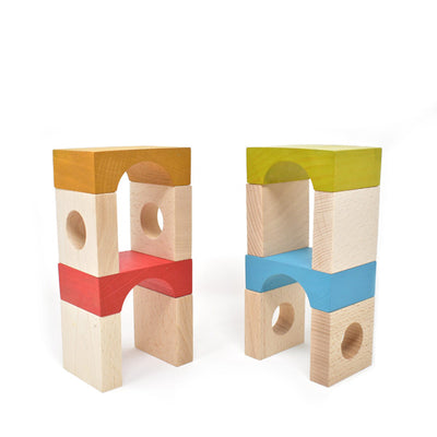 Lubulona Tunnel Blocks – Fontana Medium Set
